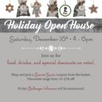 Holiday Party is Tomorrow!!