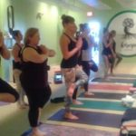 DHY YTT Students had a fun day learning the Bikram Series!